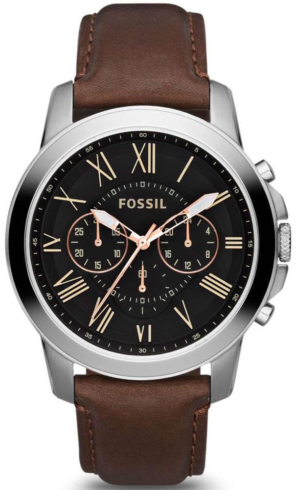 Fossil FS4813IE - zegarek męski