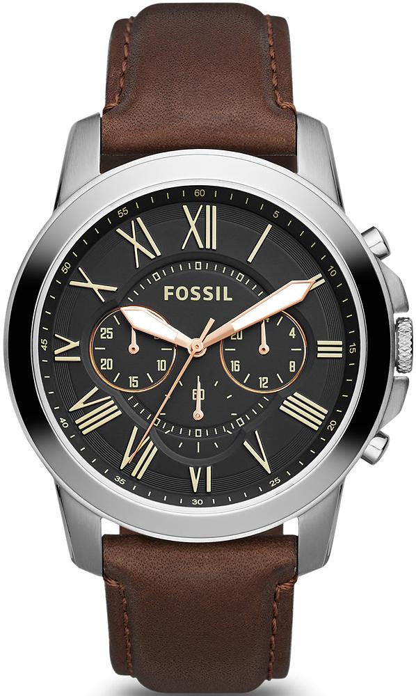 Fossil FS4813 - zegarek męski