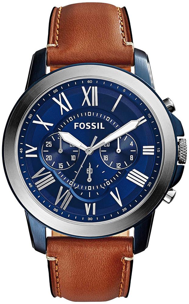 Fossil FS5151 - zegarek męski