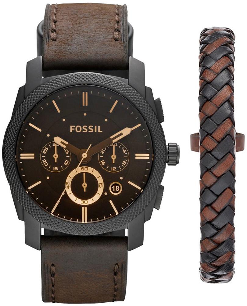 Fossil FS5251SET - zegarek męski