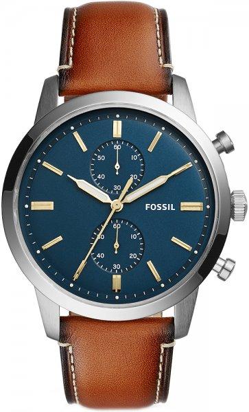 Fossil FS5279 - zegarek męski