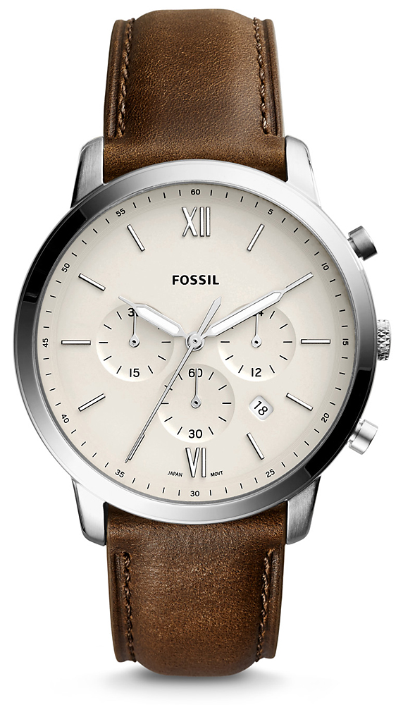 Fossil FS5380 - zegarek męski