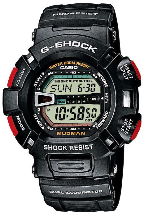 G-SHOCK G-9000-1V - zegarek męski
