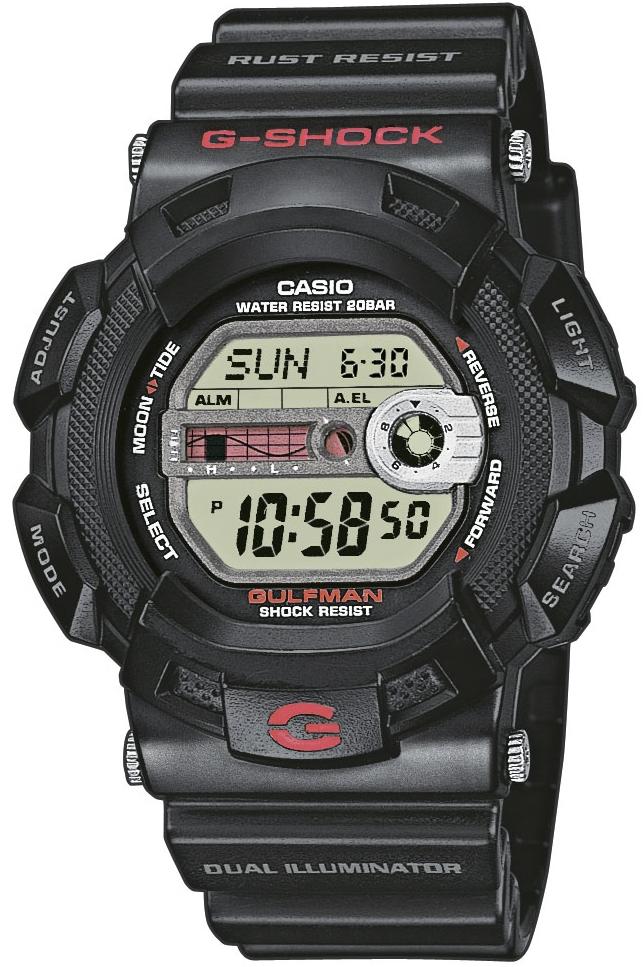 G-SHOCK G-9100-1ER - zegarek męski