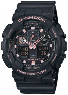 G-SHOCK GA-100GBX-1A4ER - zegarek męski