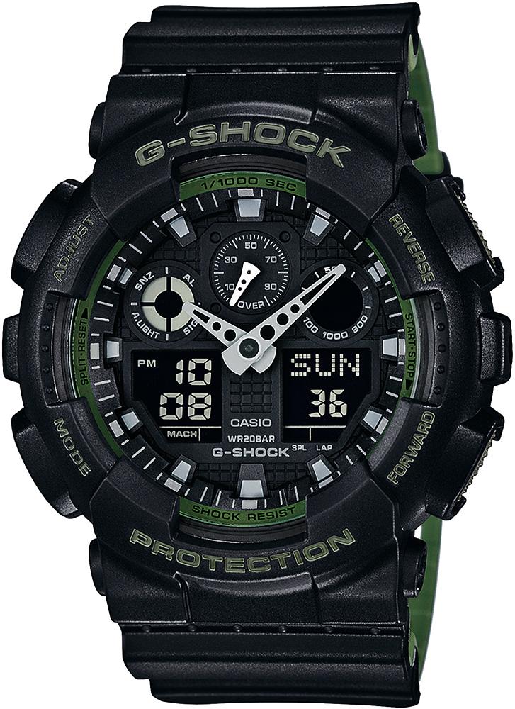 G-SHOCK GA-100L-1AER - zegarek męski