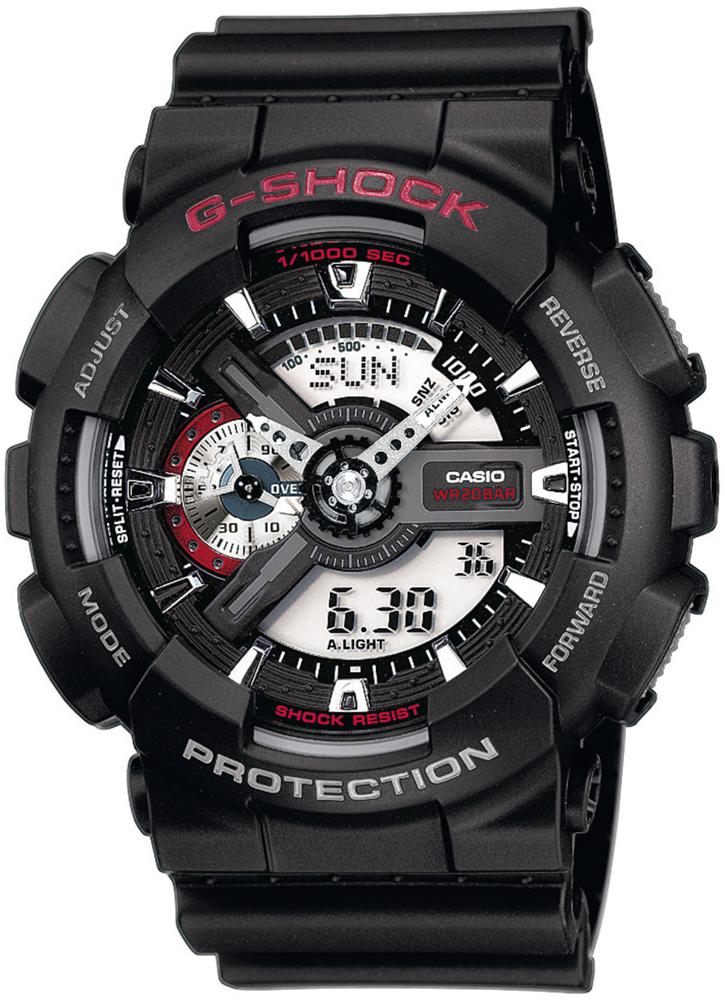 Casio G-SHOCK GA-110-1AER - zegarek męski