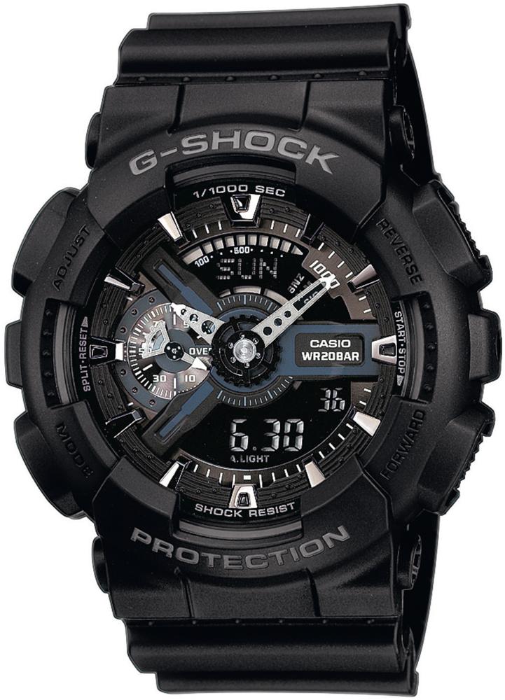 Casio G-SHOCK GA-110-1BER - zegarek męski
