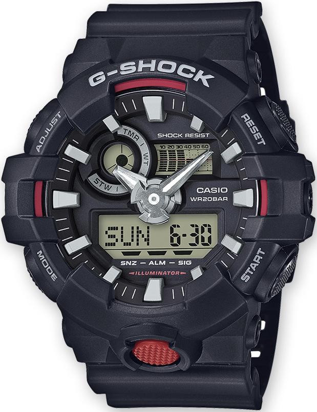 G-SHOCK GA-700-1AER - zegarek męski