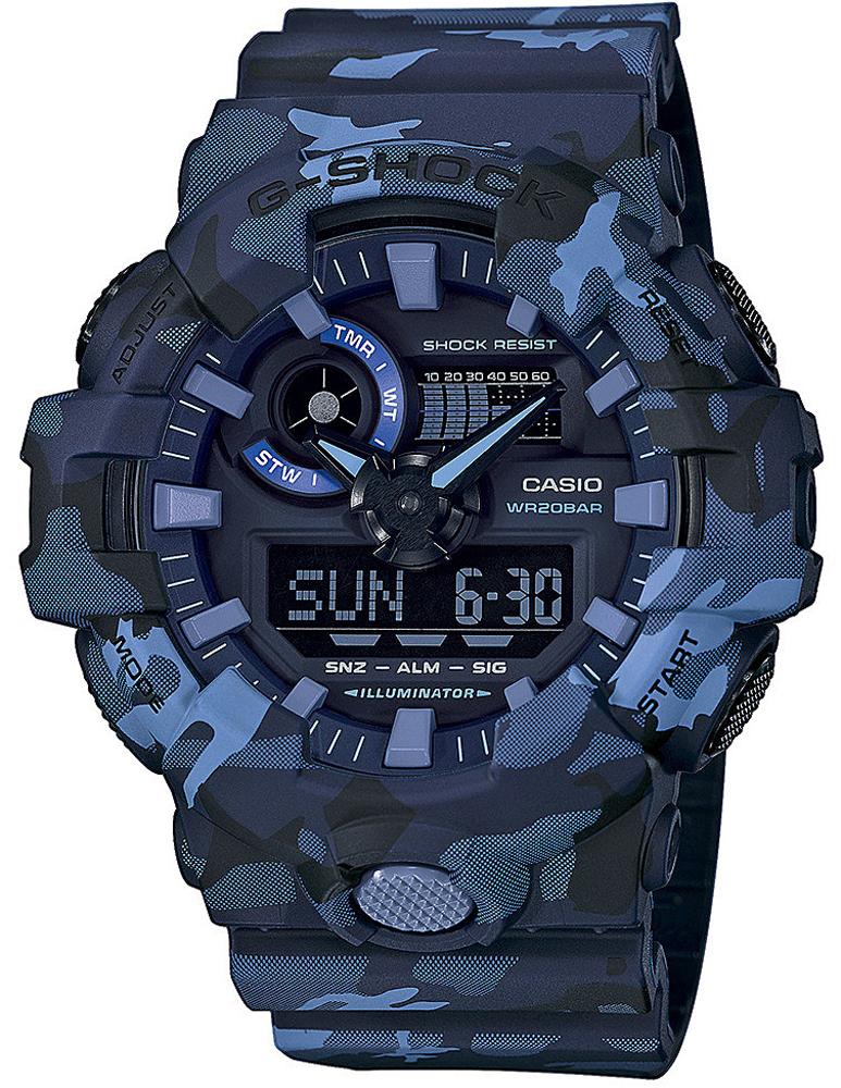 G-Shock GA-700CM-2AER - zegarek męski