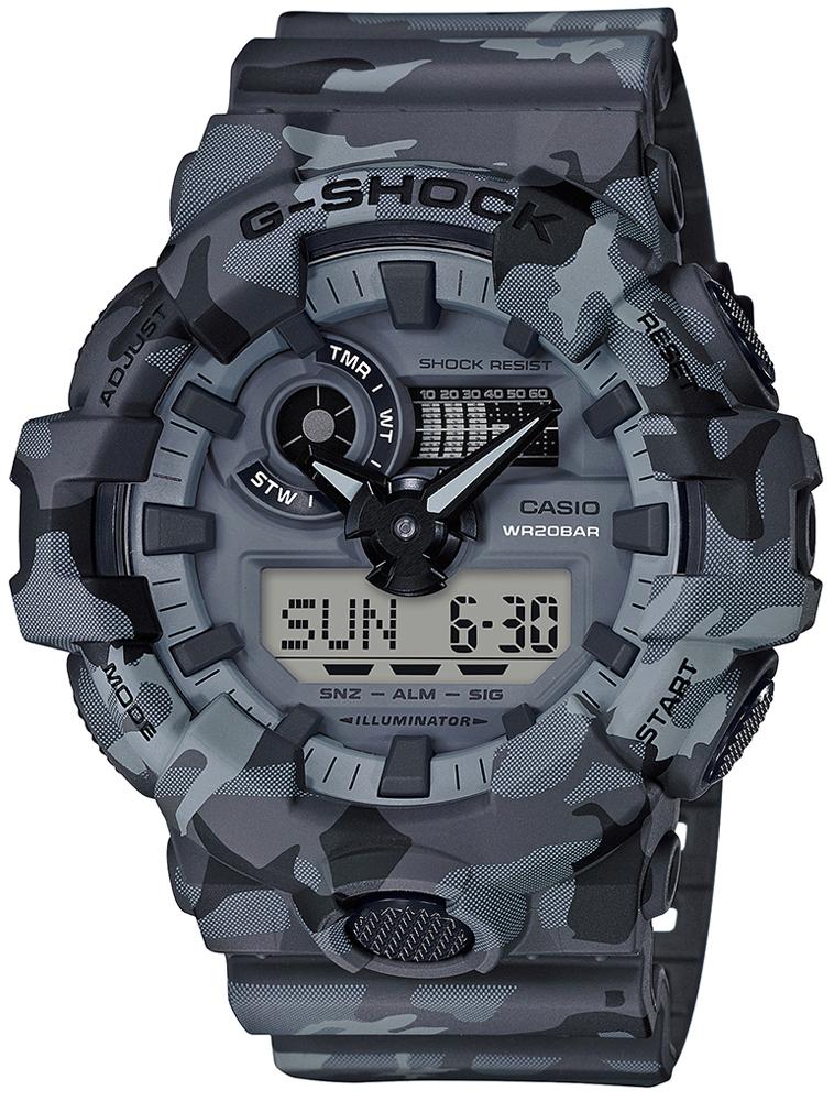 G-Shock GA-700CM-8AER - zegarek męski