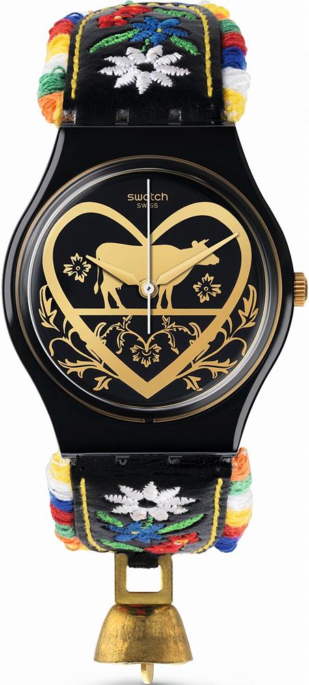 Swatch GB285 - zegarek damski