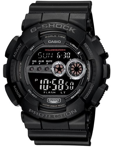 G-SHOCK GD-100-1BER - zegarek męski
