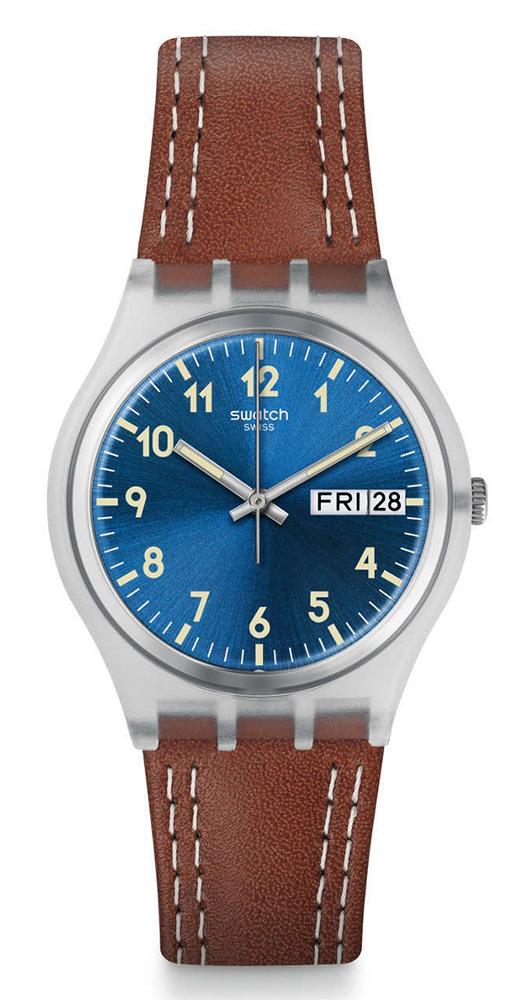 Swatch GE709 - zegarek damski