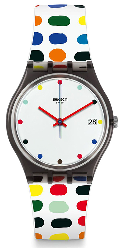 Swatch GM417 - zegarek damski
