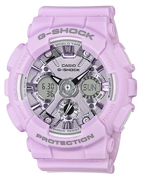 G-SHOCK GMA-S120DP-6AER - zegarek damski