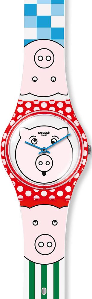 Swatch GR169 - zegarek damski