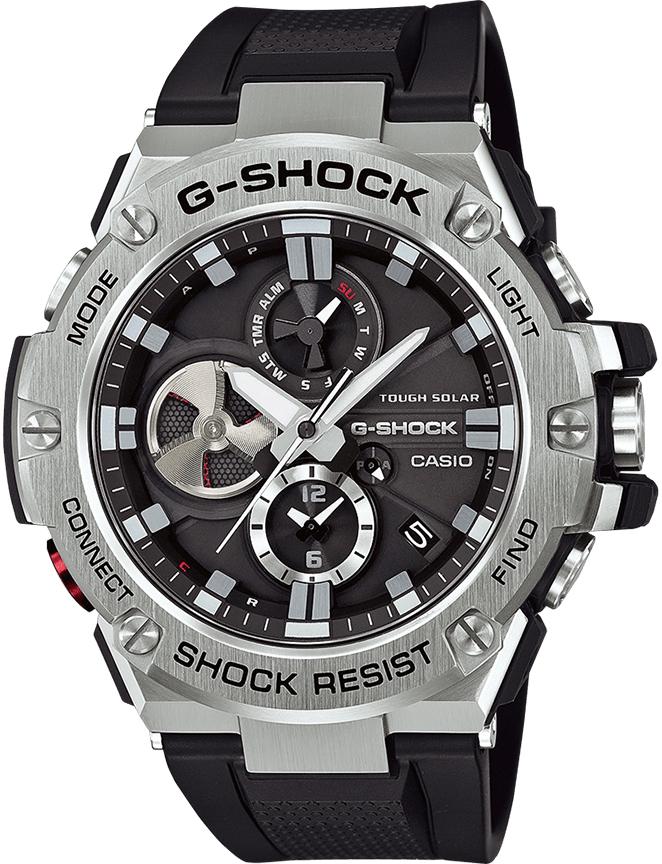 G-SHOCK GST-B100-1AER - zegarek męski