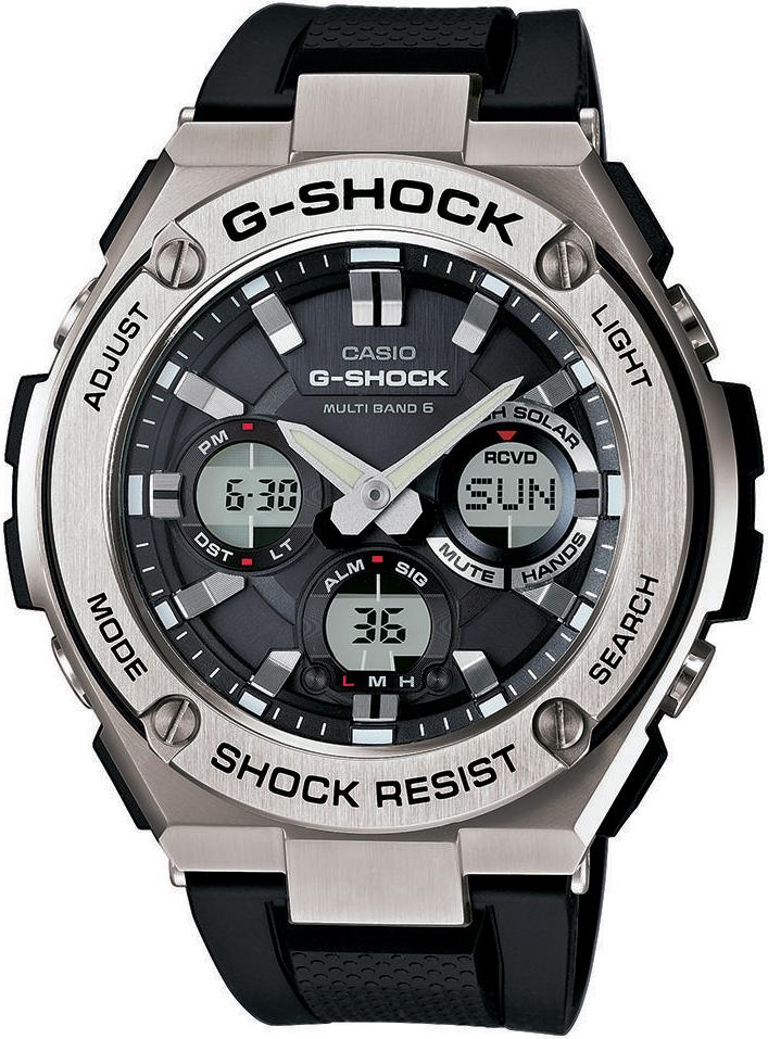 G-SHOCK GST-W110-1AER - zegarek męski