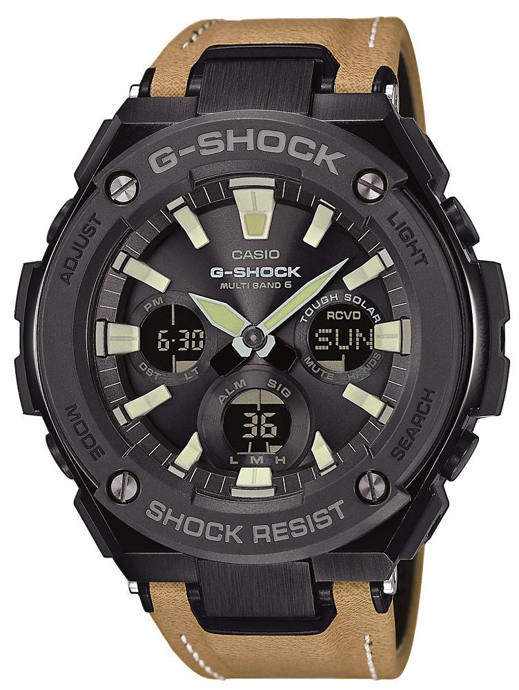 G-SHOCK GST-W120L-1BER - zegarek męski