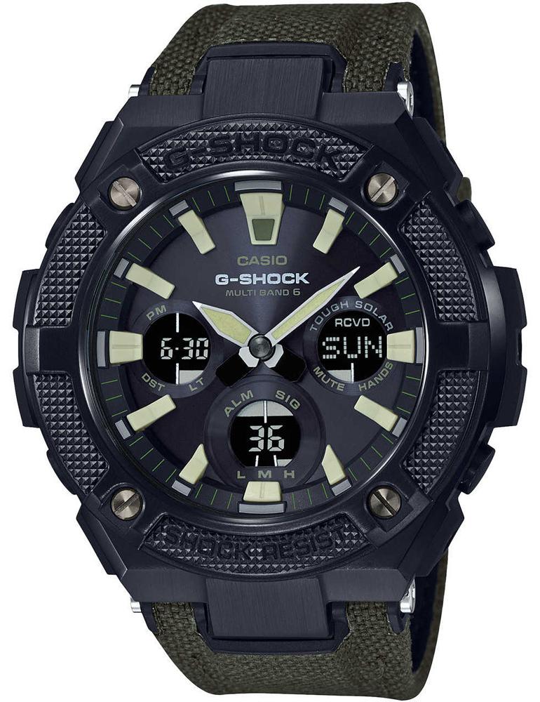 G-SHOCK GST-W130BC-1A3ER - zegarek męski