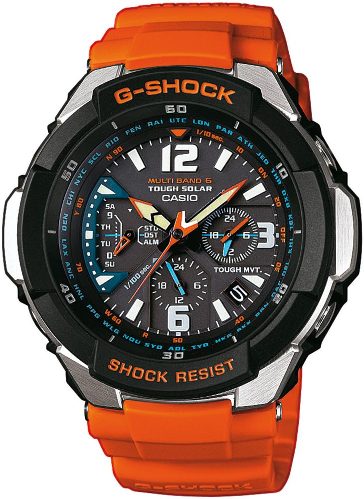 G-SHOCK GW-3000M-4AER - zegarek męski