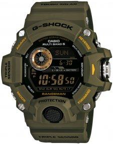 G-SHOCK GW-9400-3ER-POWYSTAWOWY - zegarek męski