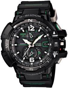 G-SHOCK GW-A1100-1A3ER-POWYSTAWOWY - zegarek męski
