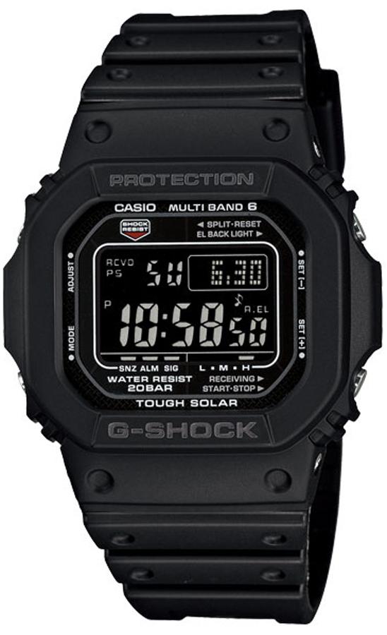 G-SHOCK GW-M5610-1BER - zegarek męski