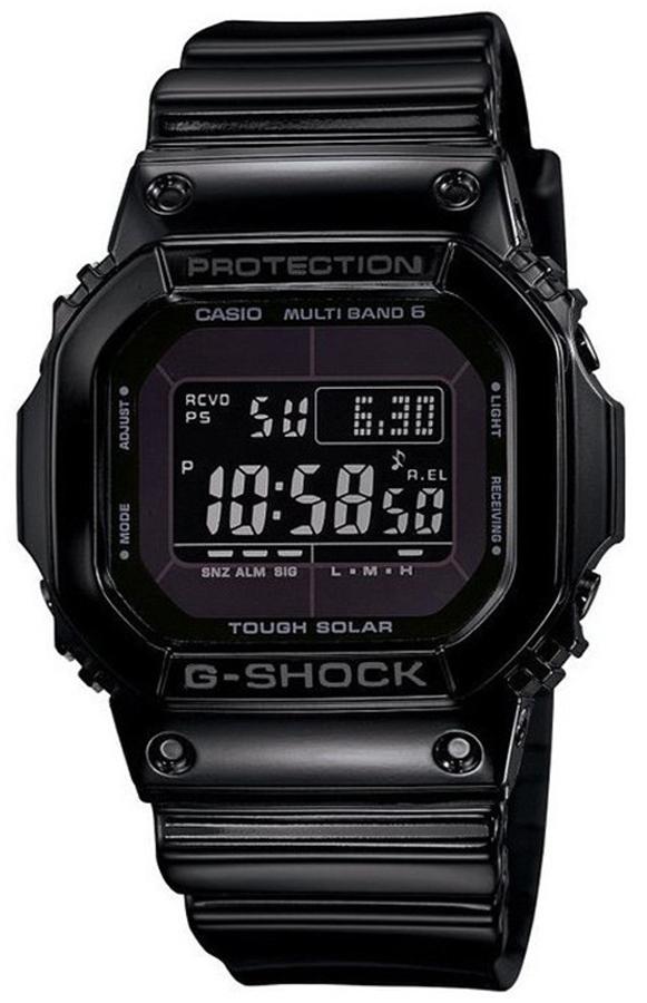 Casio G-SHOCK GW-M5610BB-1ER - zegarek męski