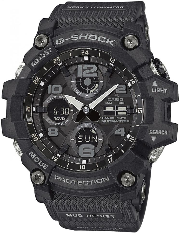 G-SHOCK GWG-100-1AER - zegarek męski