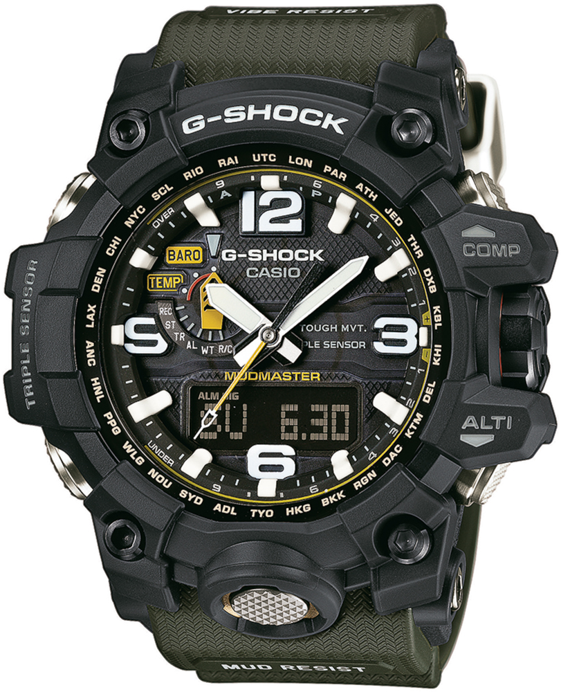 G-SHOCK GWG-1000-1A3ER - zegarek męski