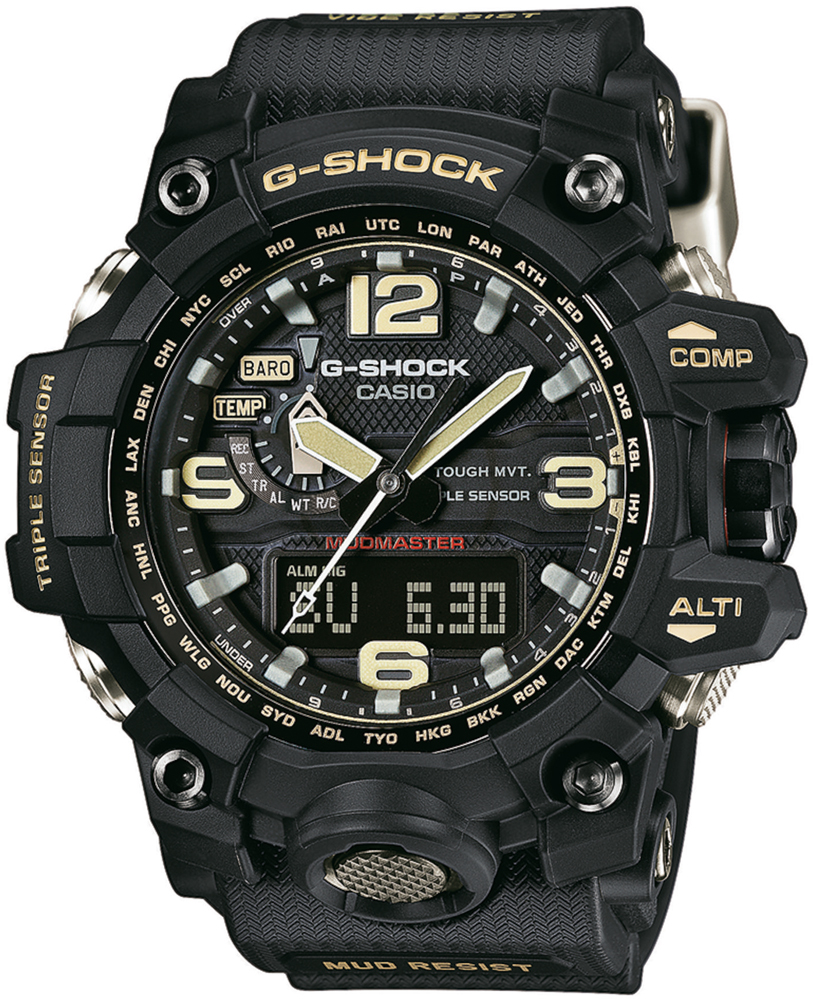 G-SHOCK GWG-1000-1AER - zegarek męski