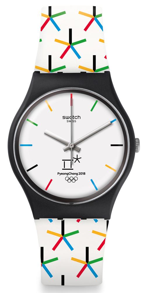 Swatch GZ317 - zegarek damski