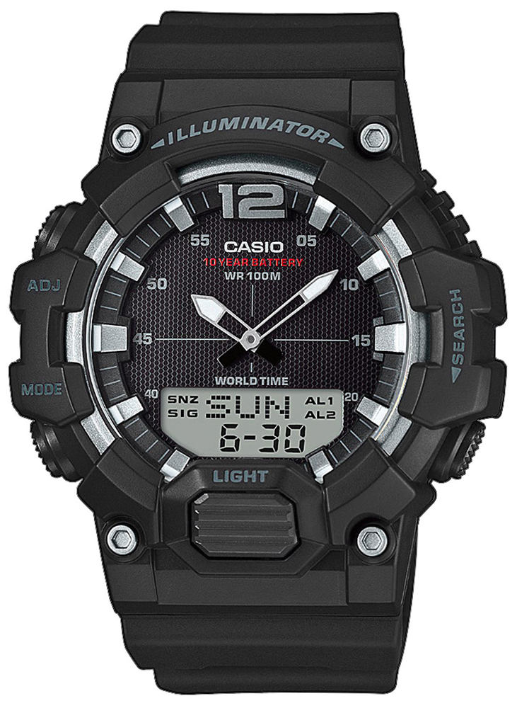 Casio HDC-700-1AVEF - zegarek męski