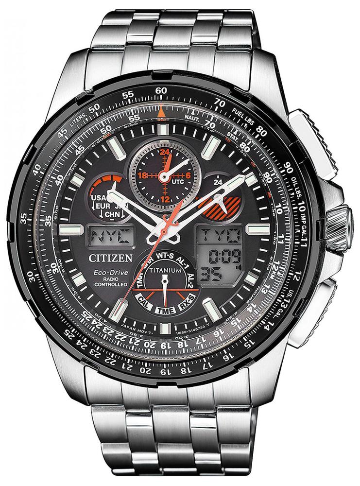 Citizen JY8069-88E - zegarek męski