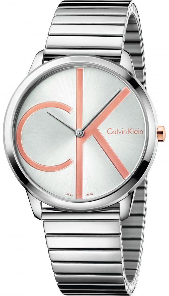 Calvin Klein K3M21BZ6 - zegarek męski