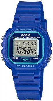 Casio LA-20WH-2AEF-POWYSTAWOWY - zegarek damski