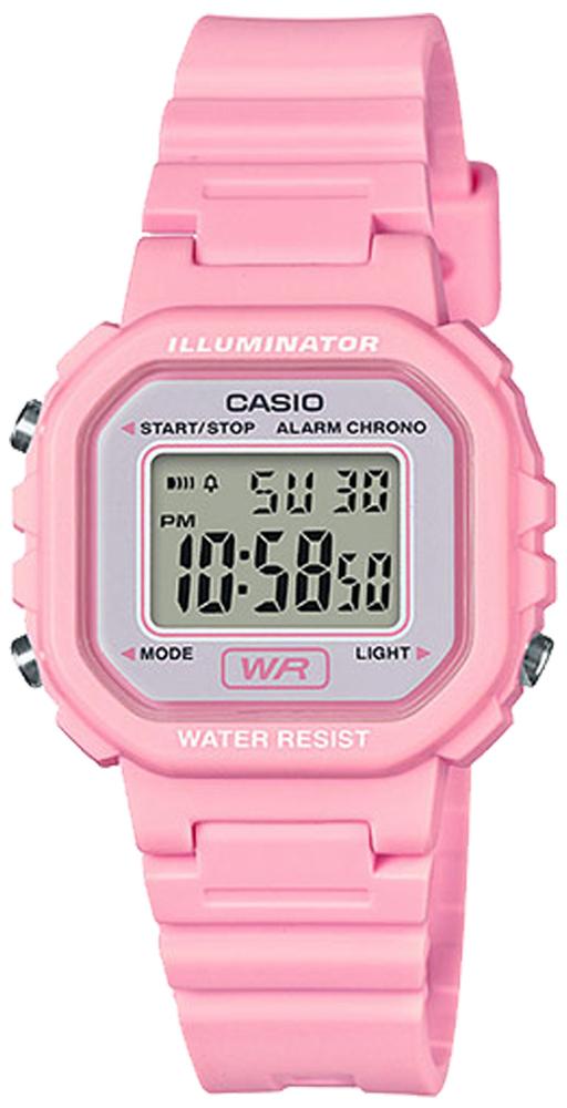 Casio LA-20WH-4A1EF - zegarek damski