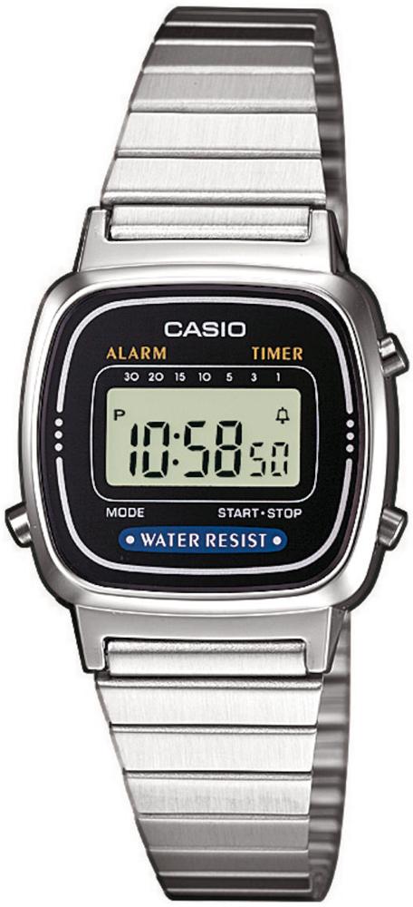 Casio LA670WEA-1EF - zegarek damski