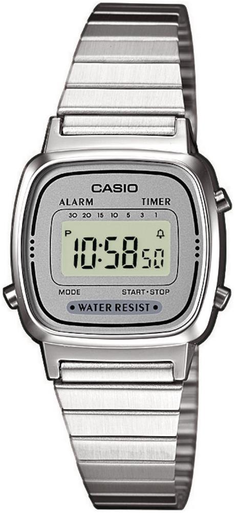 Casio LA670WEA-7EF - zegarek damski