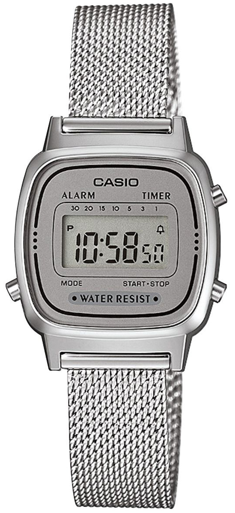 Casio Vintage LA670WEM-7EF - zegarek damski