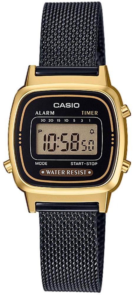 Casio LA670WEMB-1EF - zegarek damski