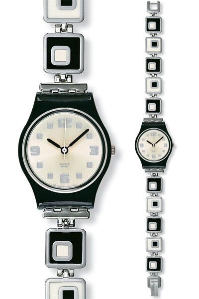 Swatch LB160G - zegarek damski