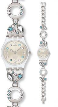 Swatch LK292G - zegarek damski