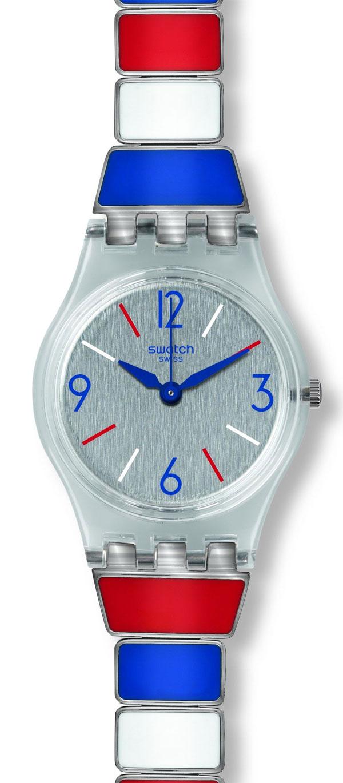 Swatch LK364G - zegarek damski
