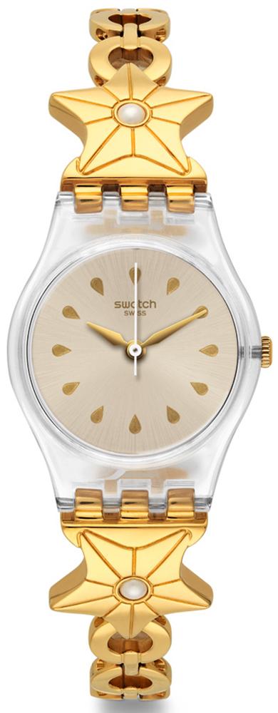 Swatch LK366G - zegarek damski