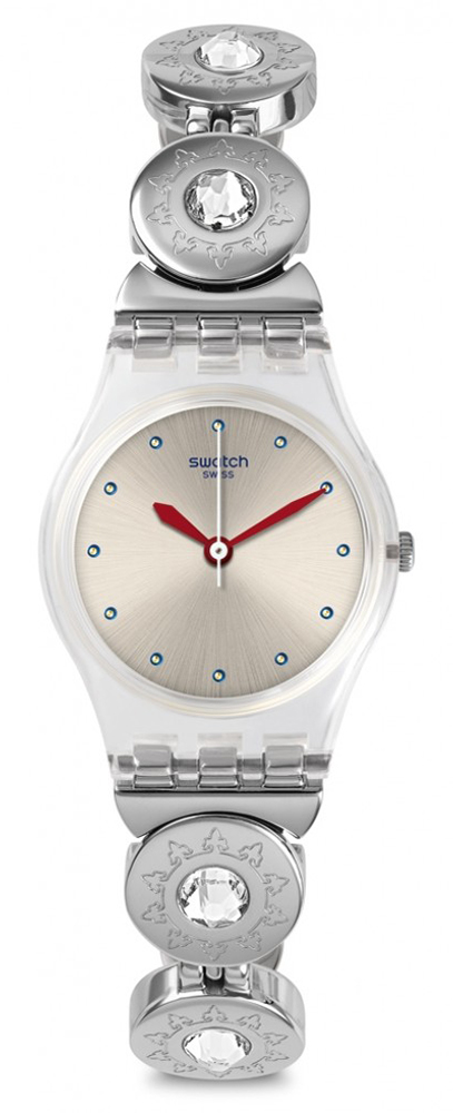 Swatch LK375G - zegarek damski