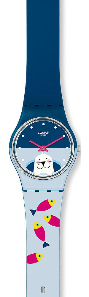 Swatch LN152 - zegarek damski