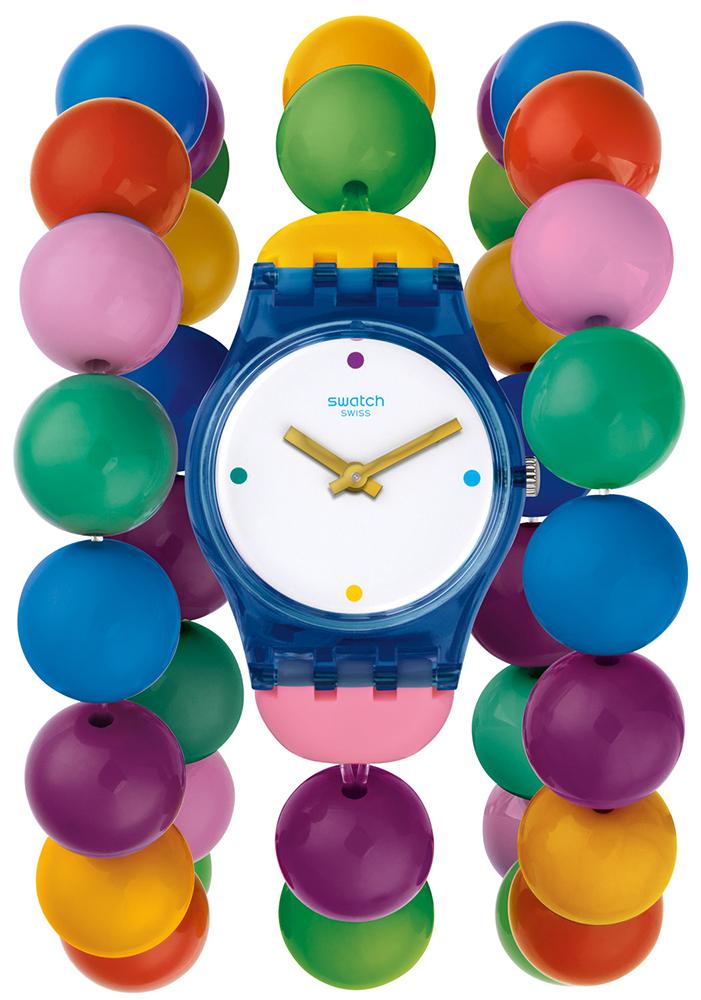Swatch LN154B - zegarek damski